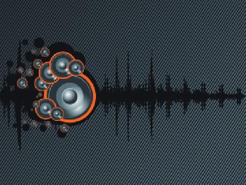 وکتور موزیک و آلات موسیقی